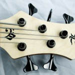 Paul Lairat Stega Christopher Bolte - Headstock