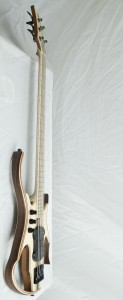 Paul Lairat Stega 5 String - Profile