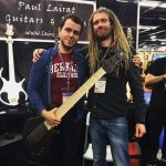 With Remco Hendrix and the new Bass