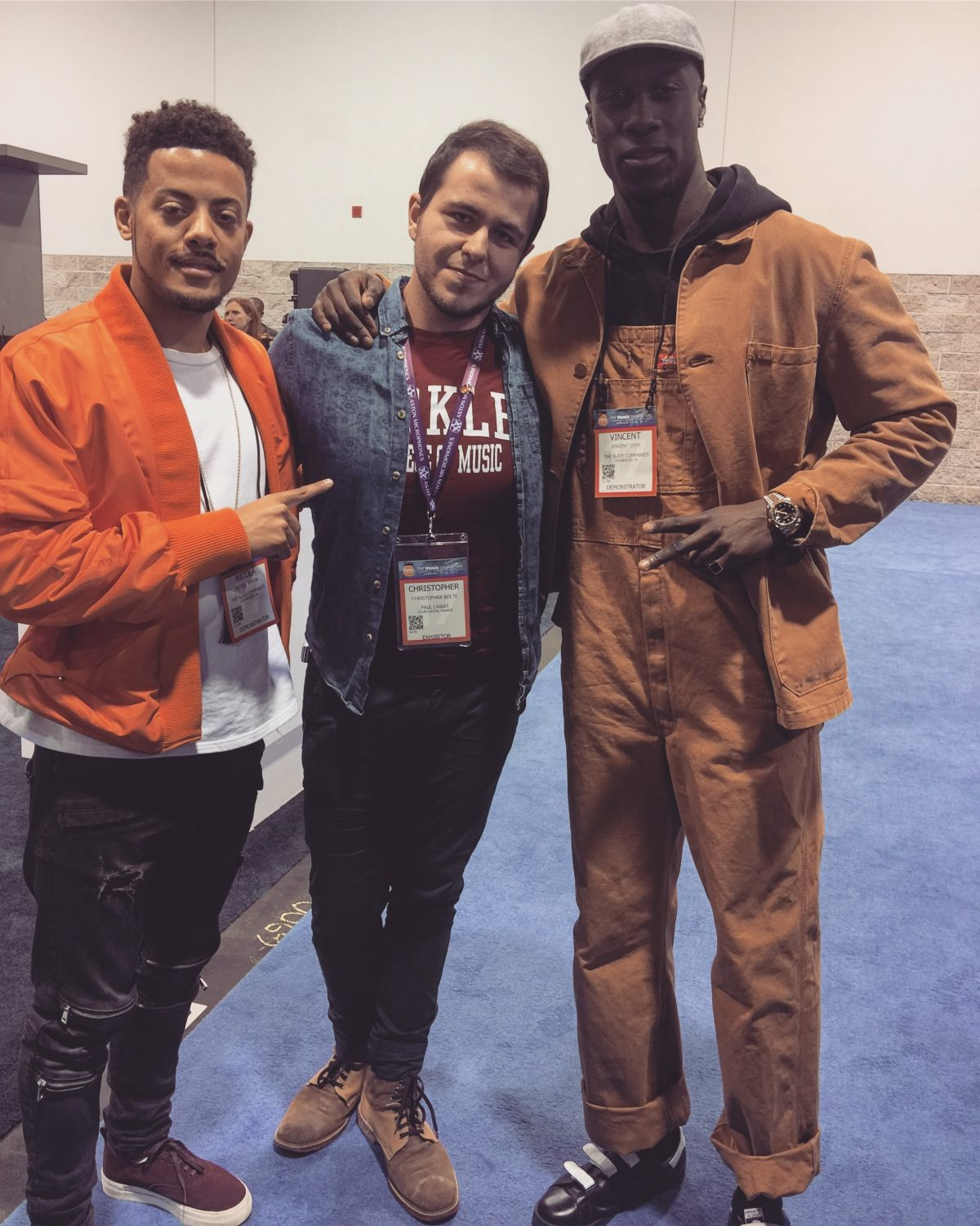 With Nico & Vinz